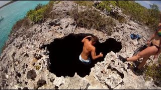 Miami To Exuma Bahamas on Sea-Doos Part VI: Island Explorers