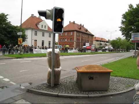 100 Jahre Audi Rennsport am Donauring 18.07.2009