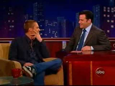 Paul Walker on Jimmy Kimmel Live! in 2006 (Pt. 1/3)
