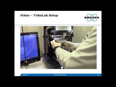 Rapid Testing of Automotive Components at Very High Temperatures | Bruker Tribolab