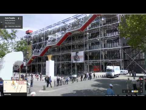 Centre Georges Pompidou Library | Walk-through | France