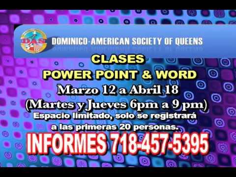 DOMINICO AMERICAN SOCIETY