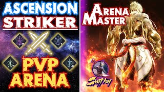 ⚔️[PVP]Striker Ascension - Arena Master - Black Desert Mobile KR (검은사막 모바일)