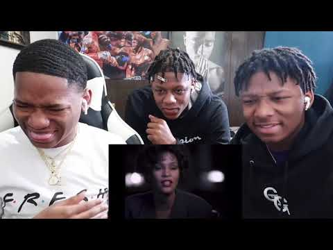 FIRST TIME HEARING Whitney Houston - I Will Always Love You (Official Video) REACTION