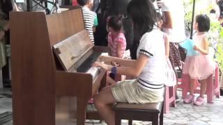 魏雯婕  演奏曲目: 海蒂和老爺爺