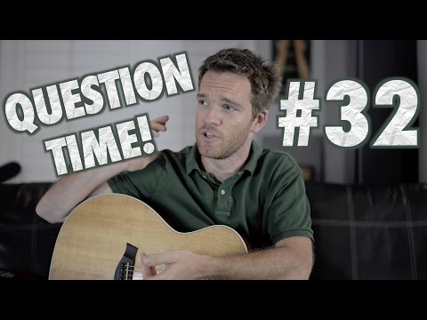 Question Time! Hendrix, Favorite Solo, Clickbait and Mutemath