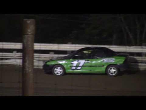 Hummingbird Speedway (9-10-16): Aaron's of DuBois Front-Wheel Drive 4-Cylinder Feature