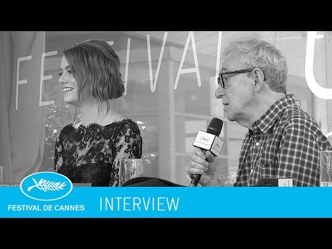 IRRATIONAL MAN -interview- (vf) Cannes 2015