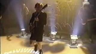AC/DC - She's Got The Jack   live at VH1 studios