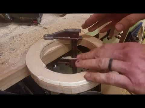 How to make gymnastic rings