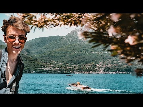 Is Lake Como The Most Beautiful Place In Italy? | Travel Vlog