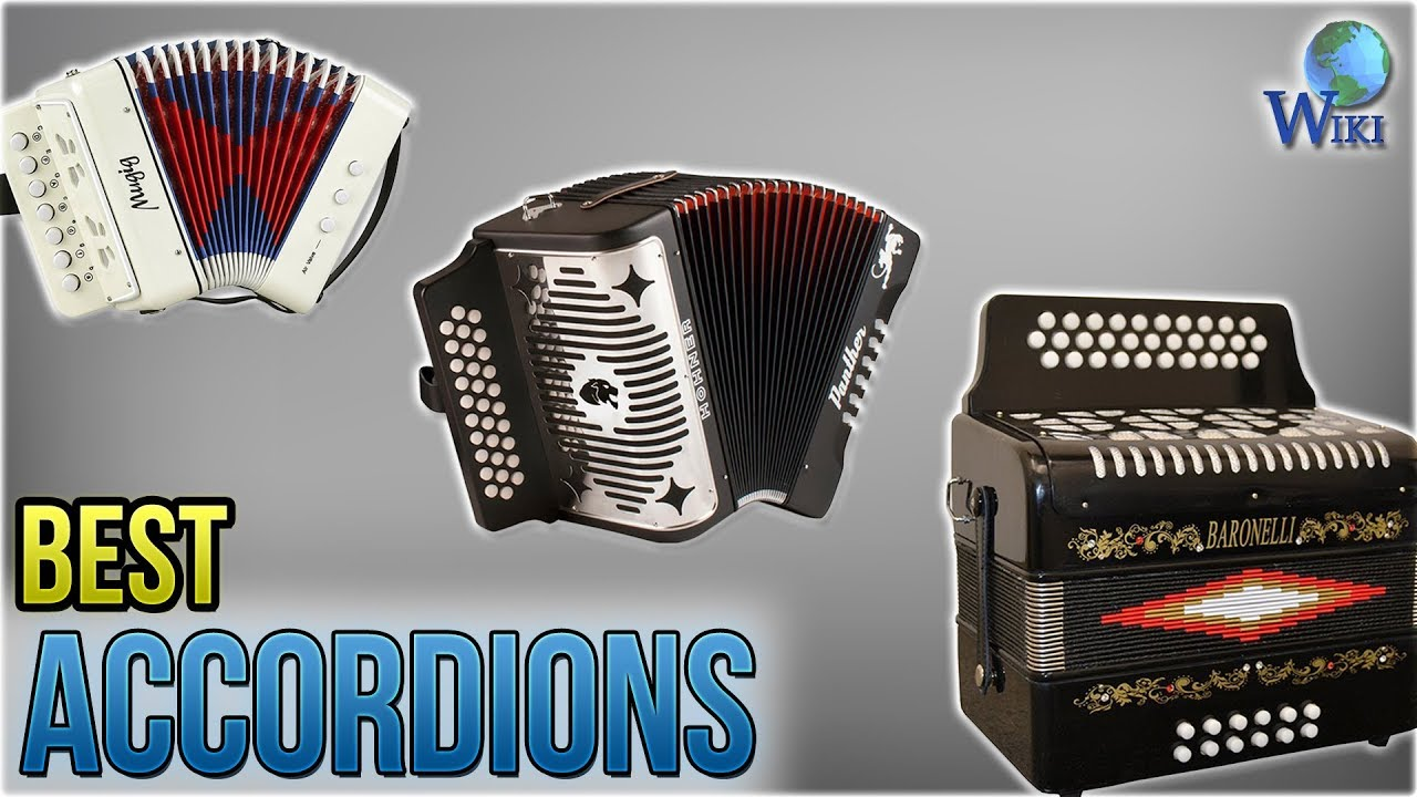 Top 10 Accordions of 2019 | Video Review
