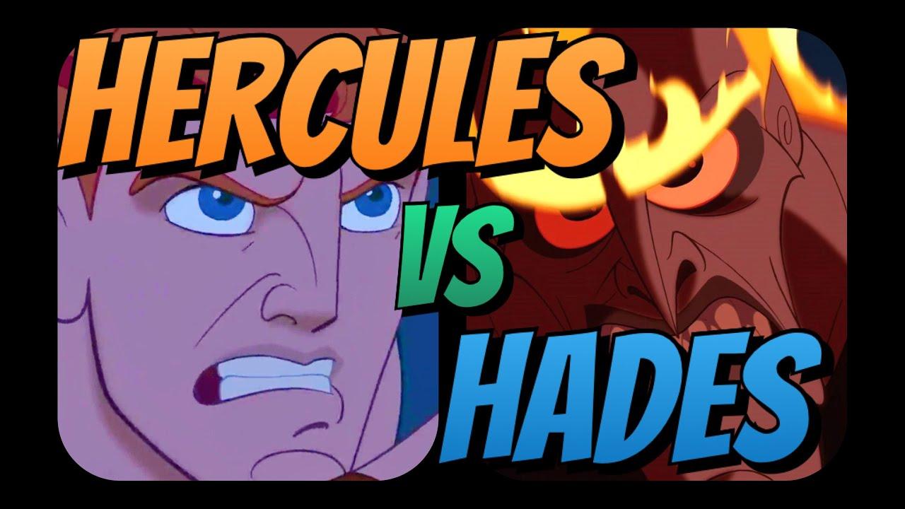 Disney Showdowns - Episode 5 - Hercules VS Hades - YouTube
