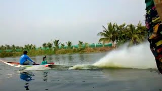 Homemade Speed Boat from Thailand