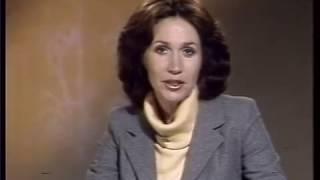 ARD 1980 Programmansage Waltraud Höller