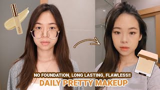 DAILY MAKEUP ROUTINE 2021 | Esqa One Brand Tutorial!