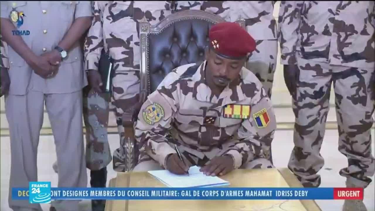 نجل الرئيس التشادي الراحل إدريس ديبي يتولى زمام الحكم.. والمعارضة ترفض  - نشر قبل 1 ساعة