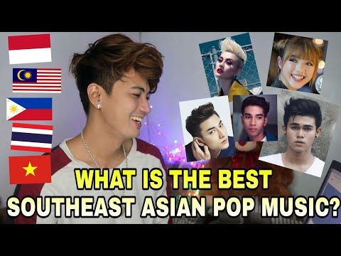 ASEAN Pop Music - Indonesia, Malaysia, Philippines, Thailand, Vietnam (Third Quarter of 2018)