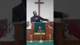 """THE PRINCIPLES OF SOWING"" -  - Rev. Antonio M. K. Lawrence"