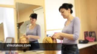 Курсы плетения кос в Москве видео отзыв ученицы
