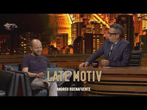 LATE MOTIV - Miguel Noguera. El universo de las ideas | #LateMotiv108