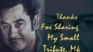 duniya ke kaise kaise gham,kahin jyada kahin kam..Kishore Kumar_Zia Sarhadi_Salil Da..a tribute