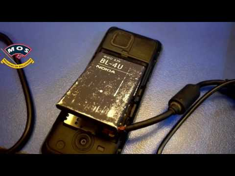Nokia Asha 206 RM-872 Security Code Reset-Dead Repair