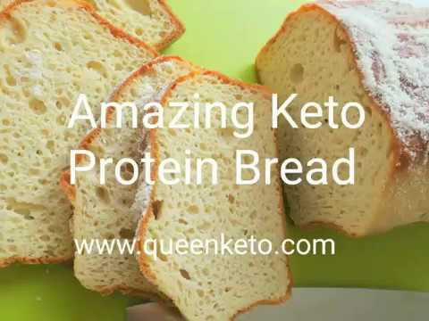Amazing Protein Bread Loaf