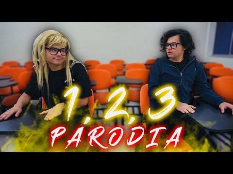 Sofia Reyes - 1, 2, 3 (feat. Jason Derulo & De La Ghetto) (PARODIA)