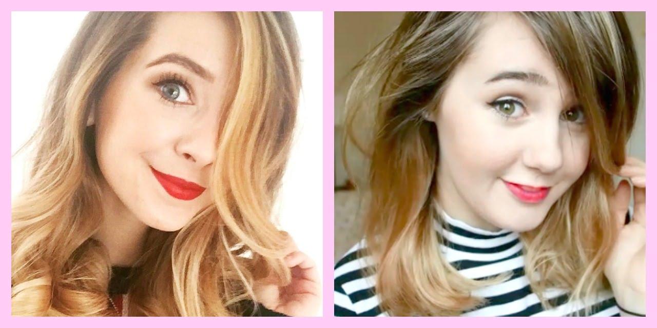 Zoella Makeup Tutorial  How To Look Like Zoella