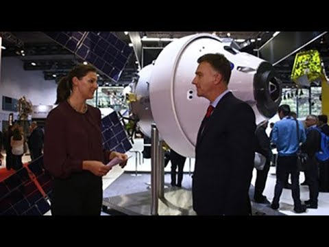 Interview with Oliver Juckenhöfel, Head of Airbus Space Site Bremen