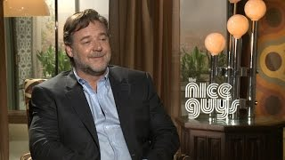 Russell Crowe Says Ryan Gosling Had to Explain