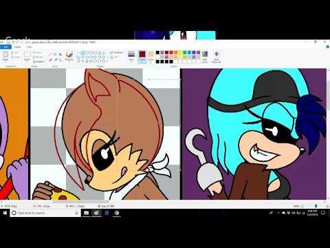 Fnaf Cosplay Sonic Speedbase Live Stream