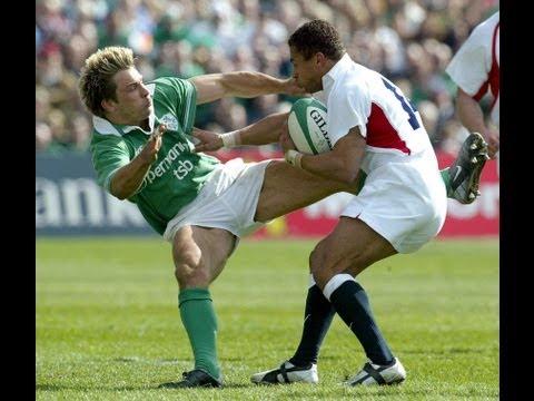 Grand Slam Years -England :  Ireland v England 2003 1st Half