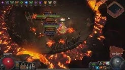[PoE] 4-linked Death's Opus clearing t13-15 maps -Is it too underrated?