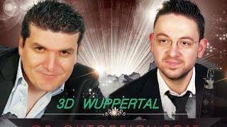 Giannis Kapsalis - Makis Tsikos 3d Wuppertal  2-10-15