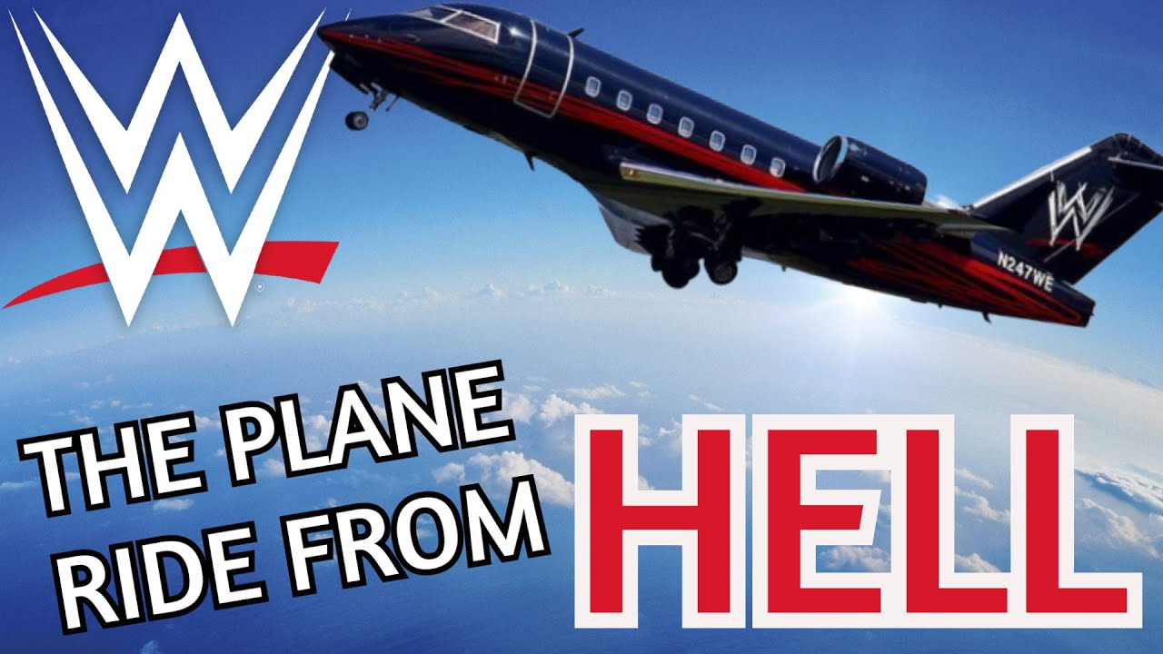 Wwe plane ride from hell bleacher report