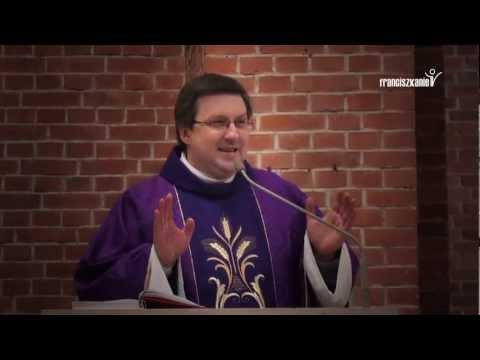 Homilia I Niedziela Wielkiego Postu 2012