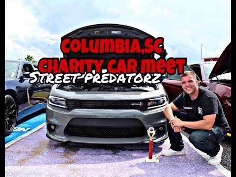 Columbia charity car meet! Street predatorz🔥