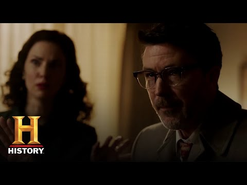 Inside Project Blue Book: What Lies Beneath (Season 2) | History