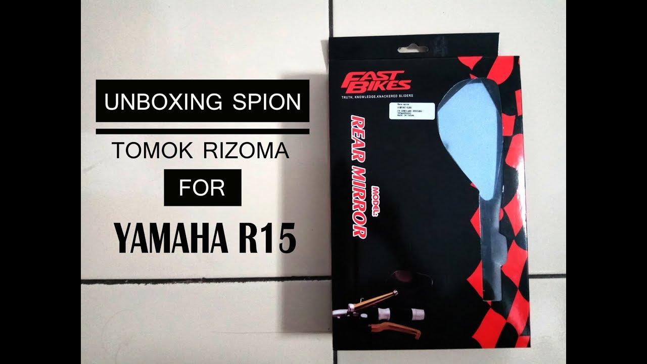 Unboxing Spion Tomok Model Rizoma Full Cnc Universal Youtube Univelsar