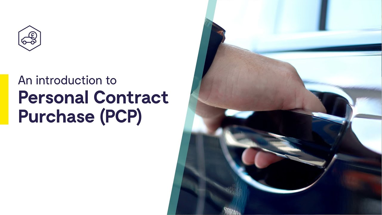 628c2e9a8c Personal Contract Purchase (PCP) Explained - YouTube