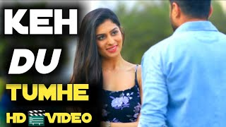 keh du Tumhe ya chup rahoon (remix) new cute love story | ht series