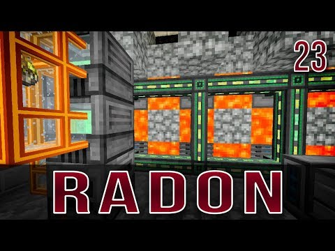 Mekanism Power Generation | Radon | Episode 23