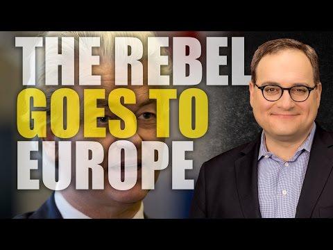 Ezra Levant goes to Europe!