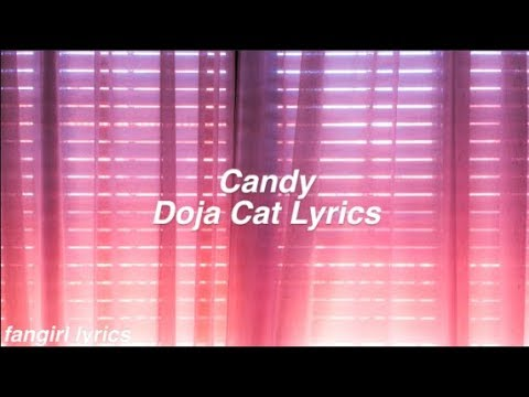 Candy || Doja Cat Lyrics