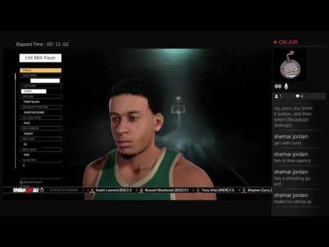NBA 2K16 What if Monta Ellis & Brandon Jennings stayed with Milwaukee