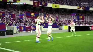 MUVIZA COM  Barcelona Vs Bayern Munich  Champions League Semi Final Leg 1