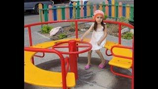 Обзор детской площадки выпуск 1