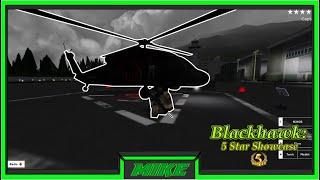 Roblox Blackhawk Rescue Mission | Blackhawk Showcase 5 Star Helicopter |